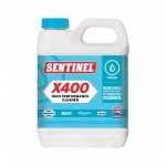 Sentinel X400 High Performance Cleaner