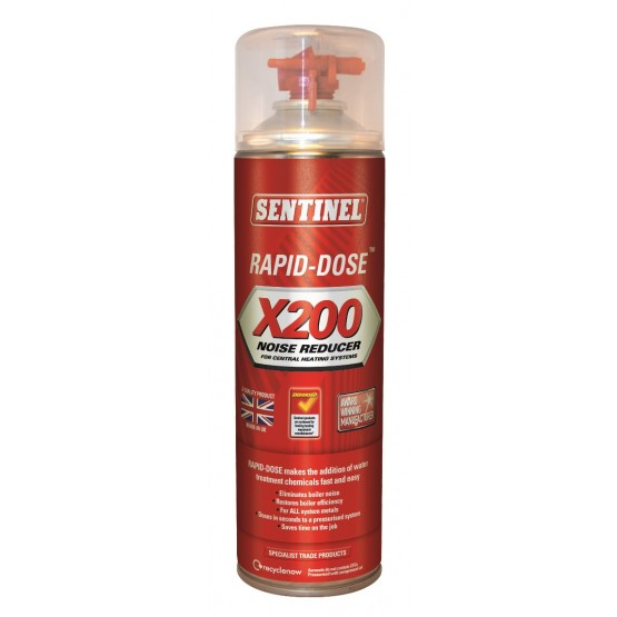 400ml Sentinel X200 Noise Reducer Concentrate