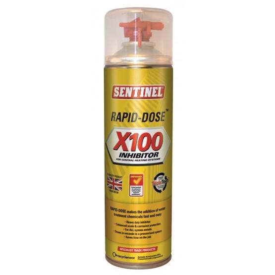 400ml Sentinel Rapid-Dose™ X100 Inhibitor
