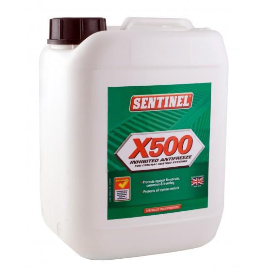 5 Litre Sentinel X500 Inhibited Antifreeze