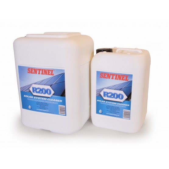 R200 Solar System Cleaner 10L and 20L