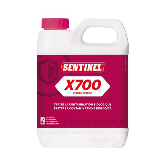 Sentinel X700 Biocida 1L