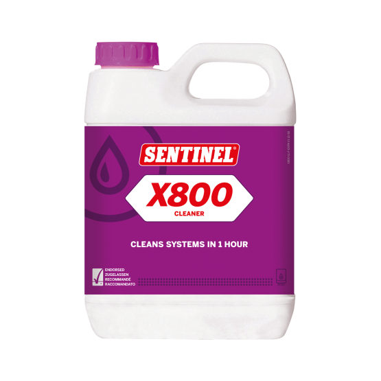 1 Litre Sentinel X800 Fast Acting Cleaner
