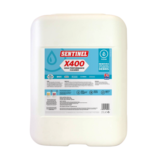 20L Sentinel X400 High Performance Cleaner