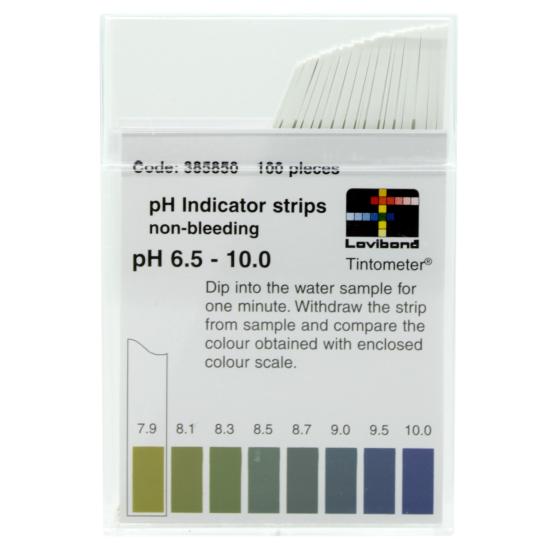 Sentinel pH Strips