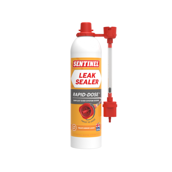 300ml Sentinel Rapid-Dose® Leak Sealer