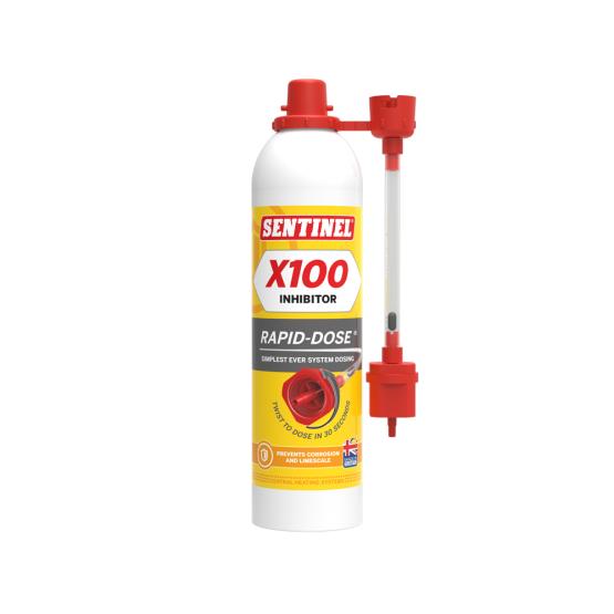 300ml Sentinel X100 Rapid-Dose® aerozolu
