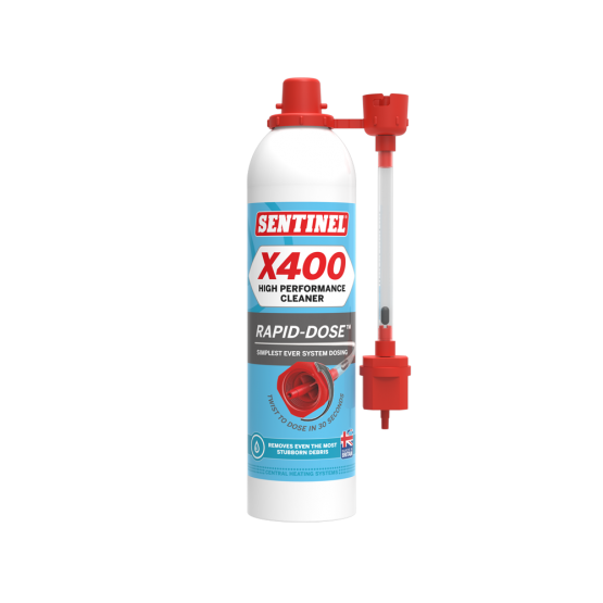 300ml Sentinel Rapid-Dose X400 High Performance Cleaner