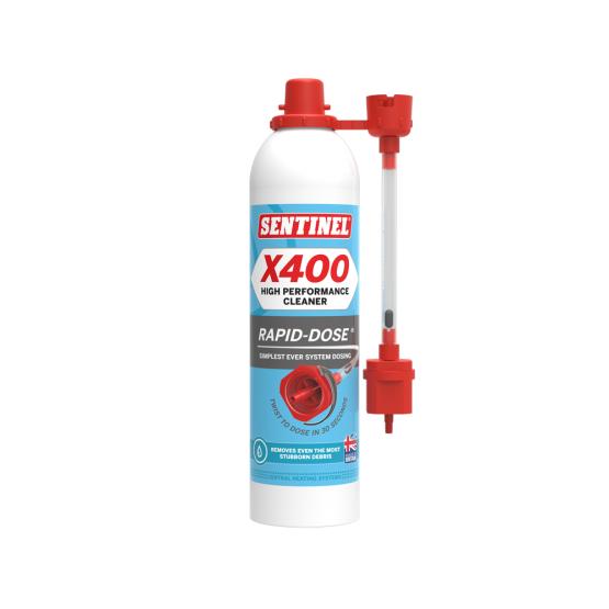 300ml Sentinel X400 Rapid-Dose® aerosol