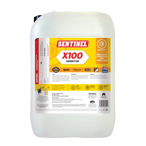 10 Litre Sentinel X100 Inhibitor