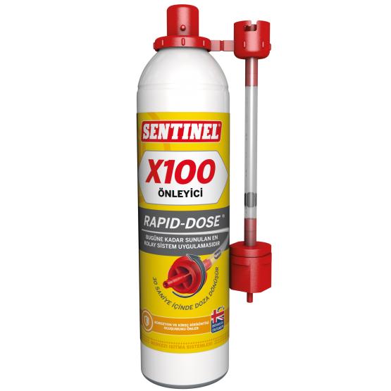 300ml Rapid-Dose Sentinel X100 Inhibitor