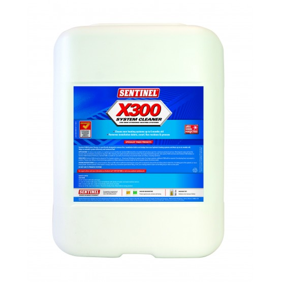 5 Gallon Sentinel X300 System Cleaner US