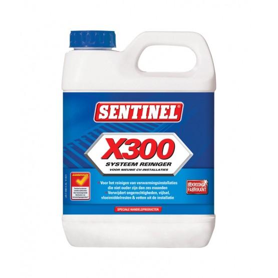 Sentinel X300 System Cleaner 1L vloeistof