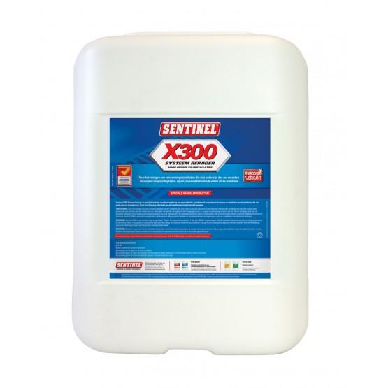 Sentinel X300 System Cleaner 20L vloeistof