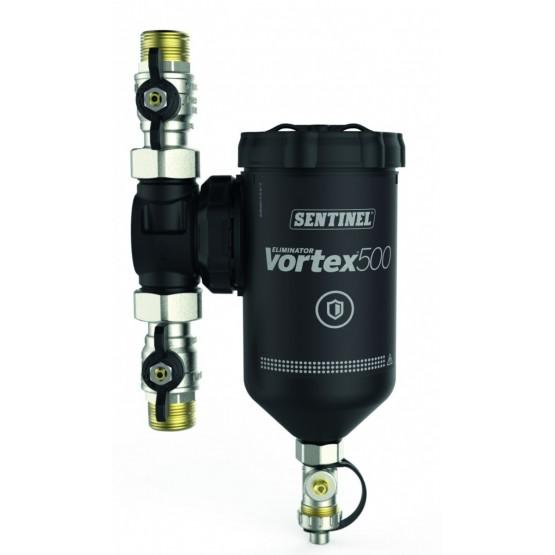 Sentinel Eliminator Vortex500 - Vannes 1''