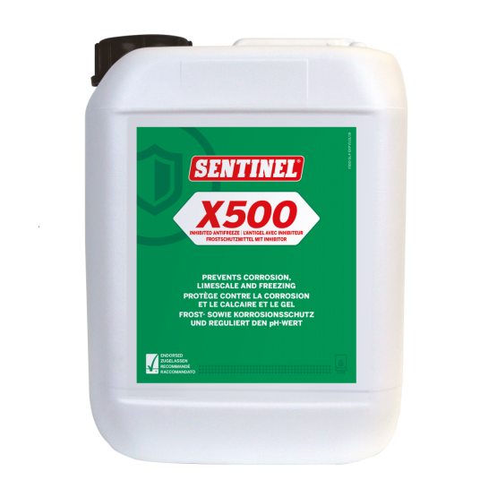 5L Sentinel X500 Antigel avec inhibiteurs