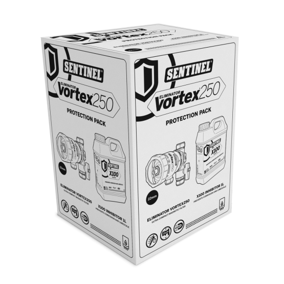 Protection Pack Vortex250 X100 1 Litre