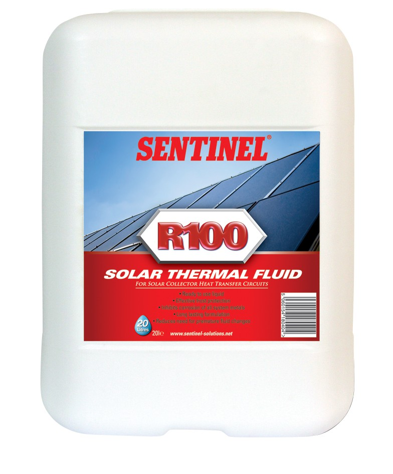Products: R100 Solar Thermal Fluid | Sentinel