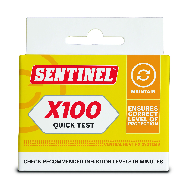 X100T-QT-FR SENTINEL Kit test X100