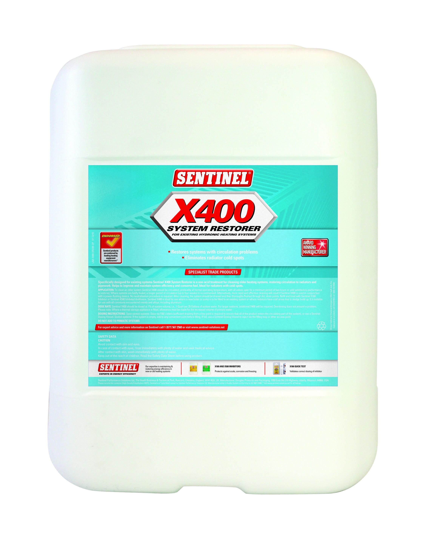 Products: Sentinel X400 System Restorer | Sentinel