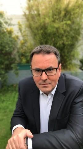 Francois Houdret, Directeur des Ventes Sentinel