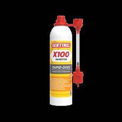 Die X100 Rapid-Dose von Sentinel