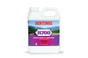 R700 Sanitiser and Biocide for Heat Pump Systems 1L
