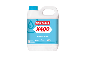 1 Litre Sentinel X300 Cleaner for New Systems