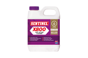 1 Litre Sentinel X800 Fast Acting Cleaner (Gold Label)