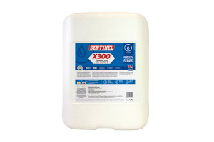 20 Litre Sentinel X300 Cleaner for New Systems
