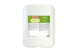Sentinel R800 Cleaning and Flushing Fluid