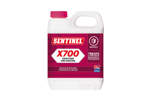1L Sentinel X700 Sanitiser and Biocide