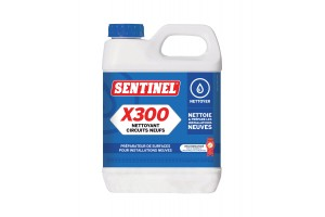1L Sentinel Nettoyant Circuits neufs