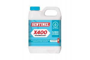 1L Sentinel X400 Désembouant