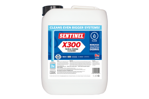 Sentinel X300 Triple Power Cleaner 5L