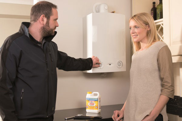 Speak to your installer if you are concerned about the health of your heating